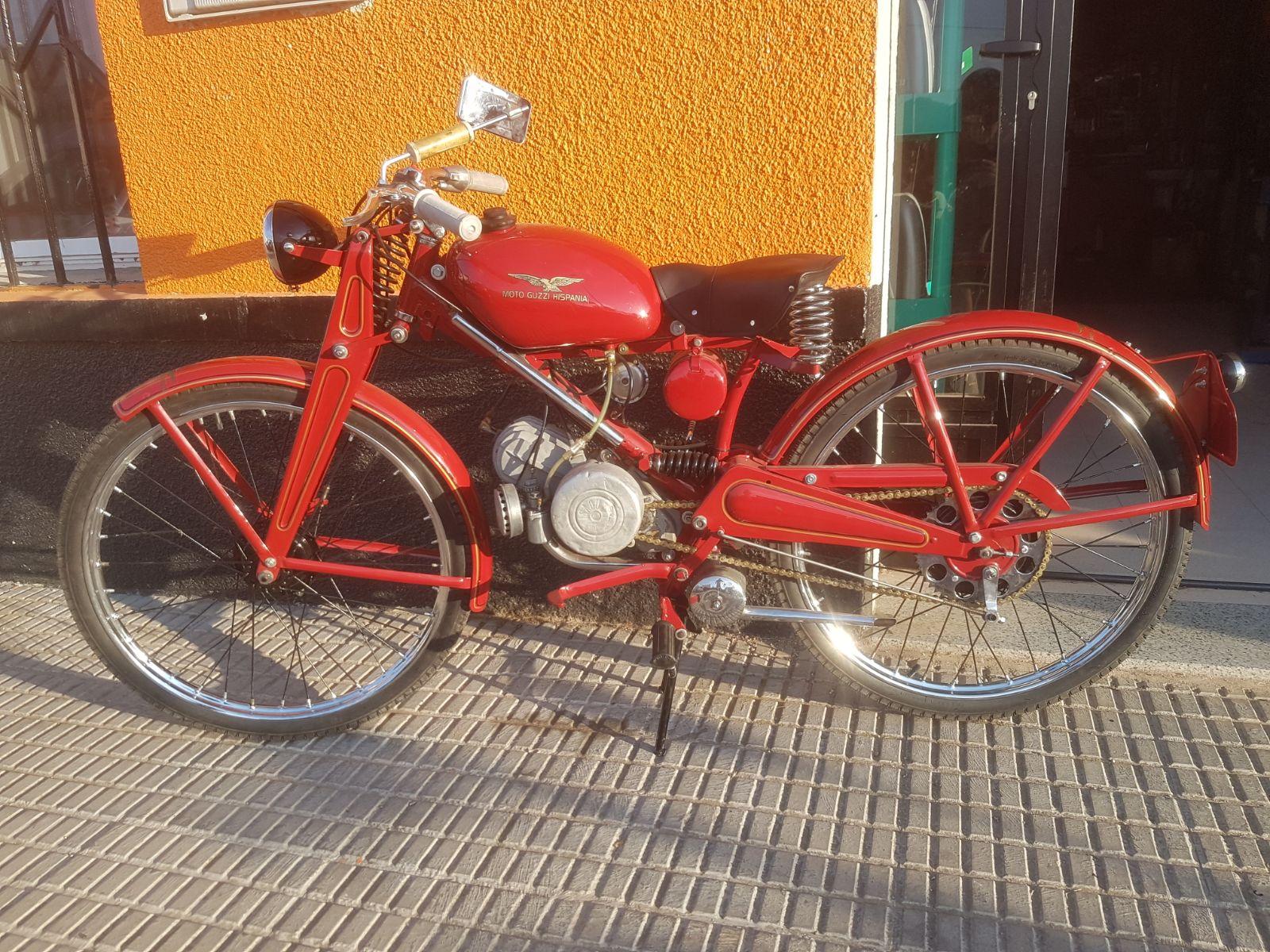 moto guzzi 65 cc 2